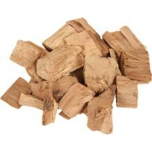 Western Pecan BBQ Cooking Chunks (1/3 Cu. Ft.) Western Pecan BBQ Cooking Chunks-Close Up of Chunks