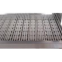 PGS Legacy Newport 30-Inch Built-In Propane Gas Grill Stainless Steel Vari-Grid