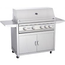 Summerset TRL 38-Inch 4-Burner Freestanding Propane Gas Grill With Rotisserie - TRL38-LP Summerset TRL 38-Inch 4-Burner Freestanding Propane Gas Grill With Rotisserie - TRL38-LP + CART-TRL38