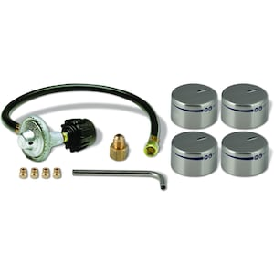 Saber Ez Conversion Kit - Natural Gas To Propane - Fits Grill Models Ending In 16 Or Lower - A00AA0912 image
