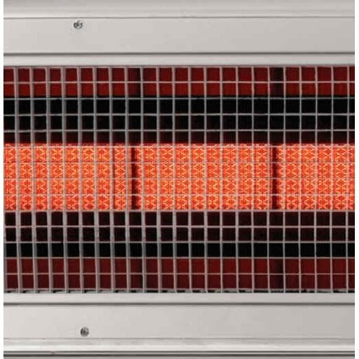Lynx LHEM48 Infrared Heating Technology - Lynx 48-Inch 35,000 BTU Natural Gas Infrared Patio Heater With