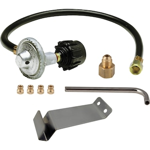 Saber Ez Conversion Kit - Natural Gas To Propane - Fits Grill Models Ending In 17 Or Higher - A00AA5517 image