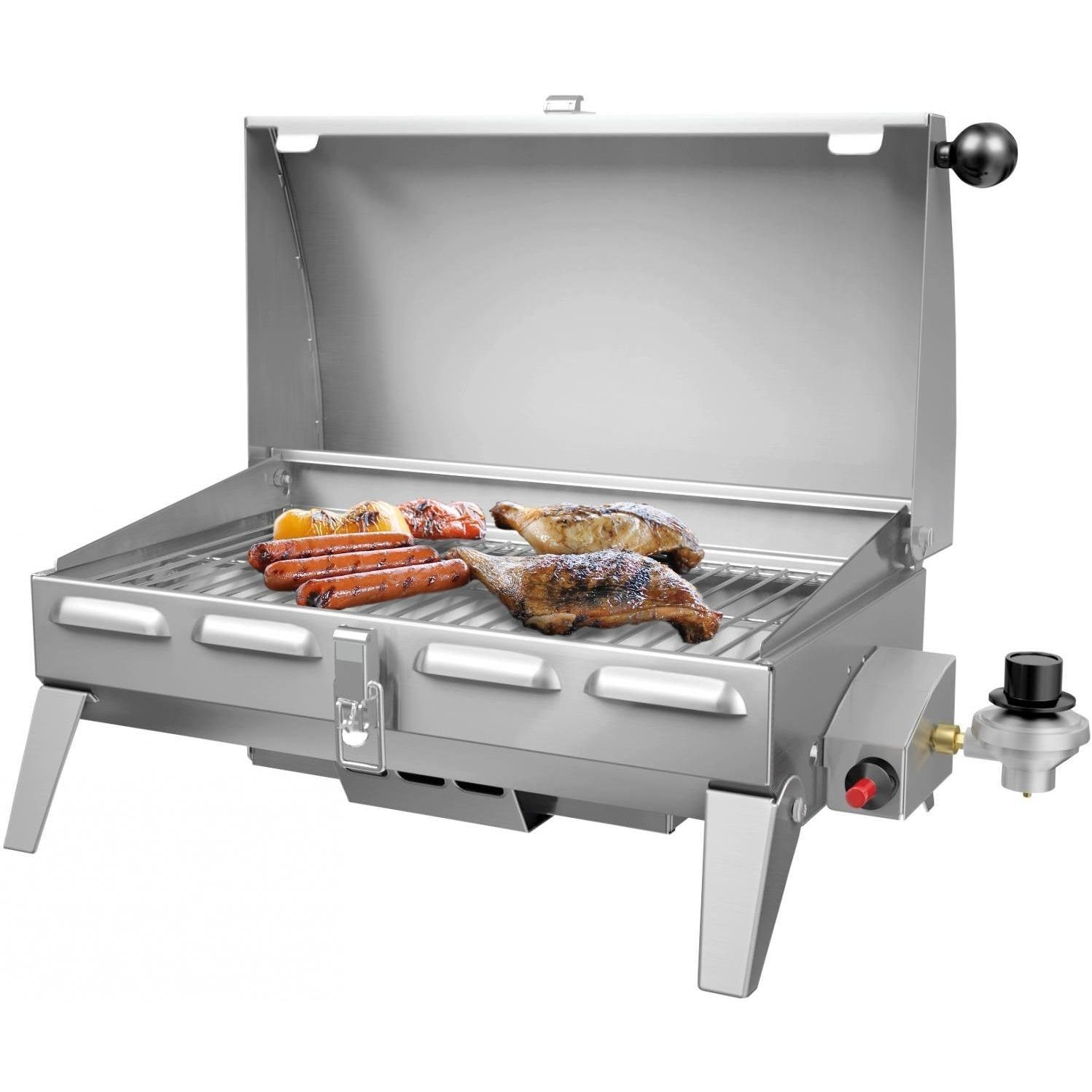 Amazing Napoleon Freestyle 165 Series Portable Marine Propane Gas BBQ Grill : BBQ  Guys