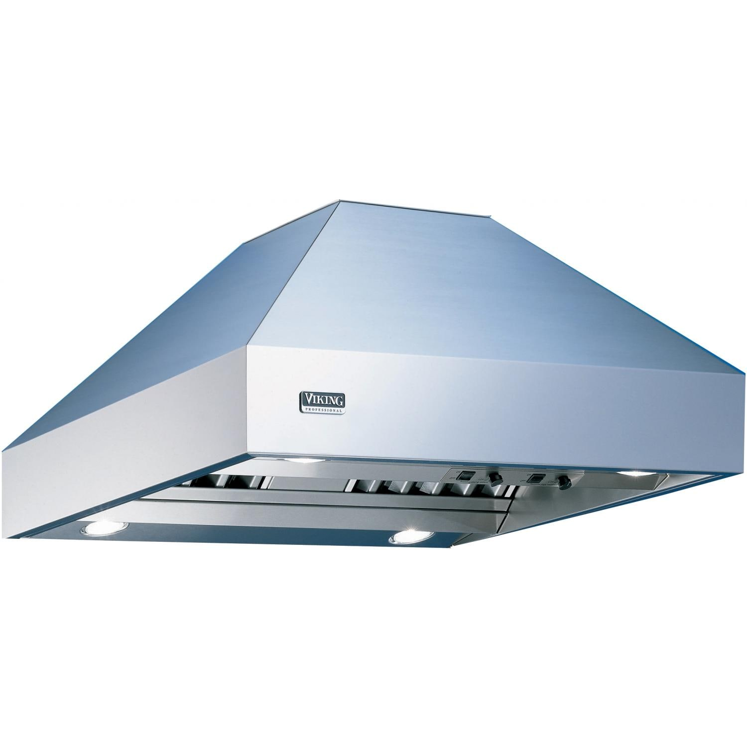Viking VCIH6608 66-Inch Professional Series Chimney Island Vent Hood ...