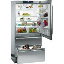 Liebherr 19.4 Cu. Ft. Bottom Freezer Refrigerator With Right Hinge - Stainless Steel - CS-2060