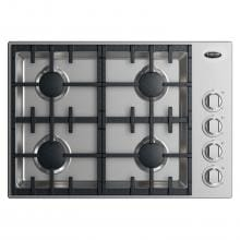 DCS 30-Inch Drop-In 4-Burner Halo Propane Gas Cooktop - CDV2-304H-L DCS 30-Inch Drop-In 4-Burner Halo Propane Gas Cooktop - CDV2-304H-L