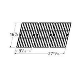 Porcelain Coated Cast Iron Rectangle Cooking Grid 68763 image