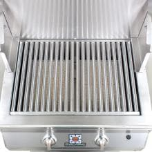 Solaire 36 Inch Built-In All Infrared Propane Gas Grill With Rotisserie - SOL-AGBQ-36IR-LP Infrared Burner with Cooking Grate