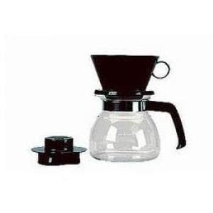 MELITTA 6 CUP CONE FILTER MANUAL COFFEE MAKER : ShoppersChoice.com