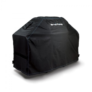 Broil King Premium Heavy-Duty PVC Polyester Grill Cover - 76 W X 25 D X 48 H image