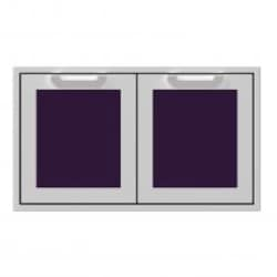 Hestan 36-Inch Double Access Doors - Lush - AGAD36-PP image