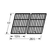 Porcelain Coated Cast Iron Rectangle Cooking Grid 61192