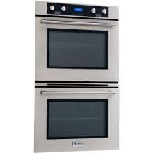 Verona VEBIEM3030DSS 30-Inch Electric Double Wall Oven - Stainless Steel