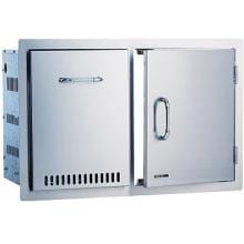 Bull 32 Inch Access Door & Propane Drawer Combo