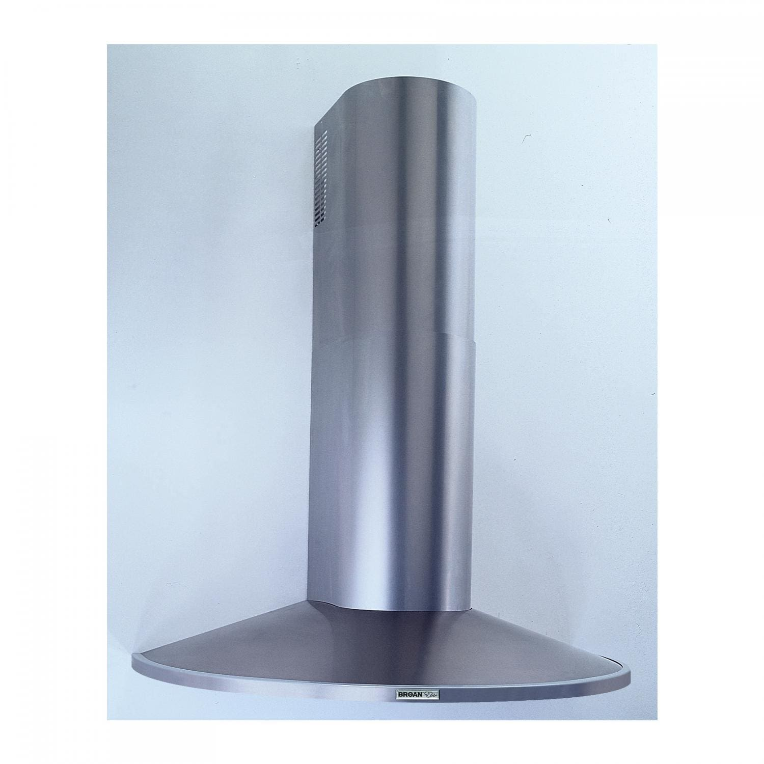 Broan 36-Inch 370 CFM Chimney Style Range Hood - Stainless Steel - RM519004