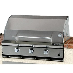ProFire Professional Series 36-Inch Built-In Natural Gas Grill - PF36G-N image