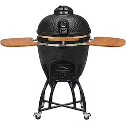 Vision Grills Professional C-Series Ceramic Kamado Charcoal Grill On Cart