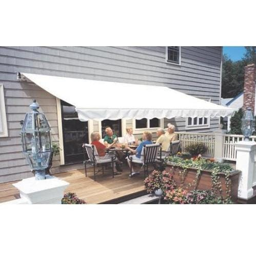 awning costco sunset sunsetter motorized model awnings prices retractable