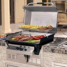 Broilmaster R3N Infrared Natural Gas Grill Built In Broilmaster R3N Infrared Natural Gas Grill Built In