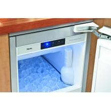 Viking 65 Lb. 15-Inch Left Hinge Outdoor Rated Ice Machine With Gravity Drain - FGIM515 Viking Under-Counter Ice Machine - Ice Storage Area