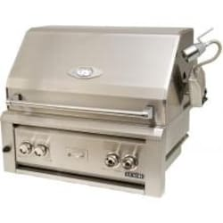 Luxor 30-Inch Built-In Propane Gas Grill With Rotisserie - AHT-30RCV-BI-LP image