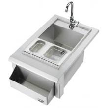 OCI Stainless Bar Sink