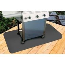 DryMate Gas Grill 30 X 58 Inch Mat - Charcoal  Lifestyle