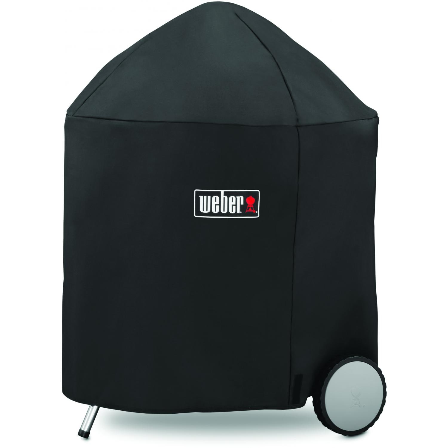 Weber 7153 Premium Grill Cover For 26 Inch Original Kettle Premium Charcoal Grills