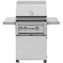 Lynx Sedona 24-Inch Freestanding Natural Gas Grill With One Infrared ProSear Burner And Rotisserie - L400PSR-NG image