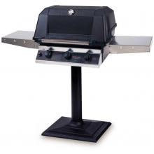 MHP Gas Grills W3G4DD Natural Gas Grill W/ SearMagic Grids On Bolt Down Post