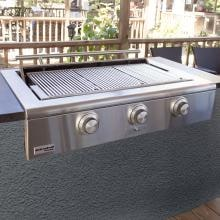 Rockwell By Caliber 48-Inch Built-In Natural Gas Grill - CRG48-SS-N image