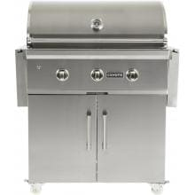 Coyote C-Series 34-Inch 3-Burner Freestanding Natural Gas Grill Coyote C-Series 34-Inch Freestanding Natural Gas Grill