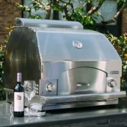 Lynx Professional Napoli 30-Inch Built-In / Counter Top Propane Outdoor Pizza Oven - LPZA-LP image