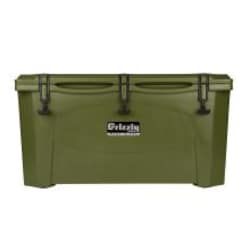 Grizzly Coolers 75 Quart Ice Chest - OD Green image