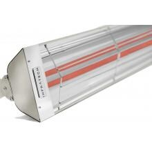 Infratech WD-Series 39-Inch 5000W Dual Element Electric Infrared Patio Heater - 240V - Stainless Steel - WD5024SS image