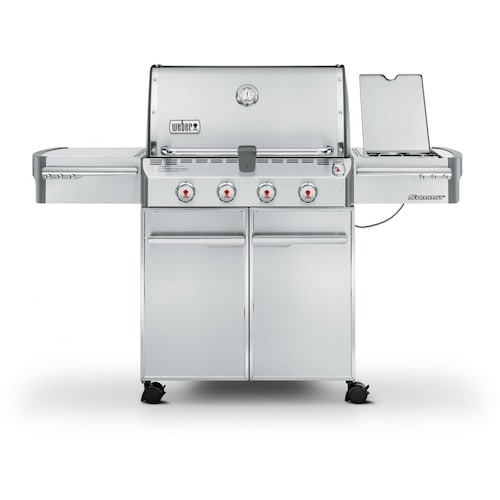Weber Summit S 420 Freestanding Propane Gas Grill With