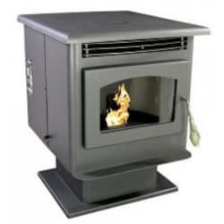 US Stove 1400 Sq. Ft. EPA Certified Pellet Stove image