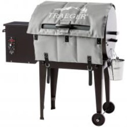 Traeger Insulation Blanket For Junior And 20 Series Pellet Grills For Winter Grilling image
