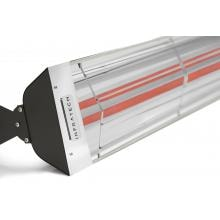 Infratech WD-Series 61 1/4-Inch 6000W Dual Element Electric Infrared Patio Heater - 240V - Black - WD6024SS-BLK image