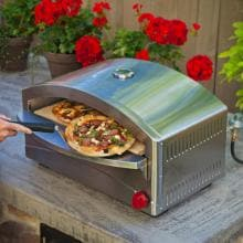 Camp Chef Italia Artisan Portable Pizza Oven