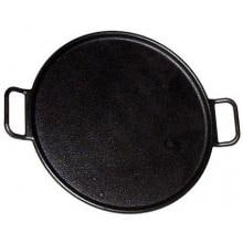 Lodge Cast Iron Pizza/Roasting Pan Pro Logic - Seasoned - P14P3