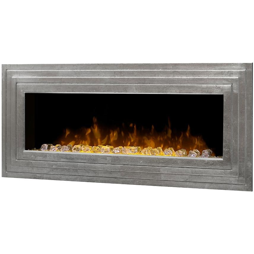 Dimplex Ashmead 52-Inch Wall Mount Electric Fireplace - Antique ...