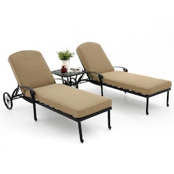Outdoor Chaise Lounge Furniture