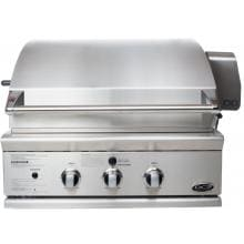 DCS 30 Inch Natural Gas Grill BGB30BQRN Built In