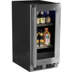 Marvel Professional 15-Inch Right Hinge Beverage Center - Stainless Steel - MP15BCG4RS image