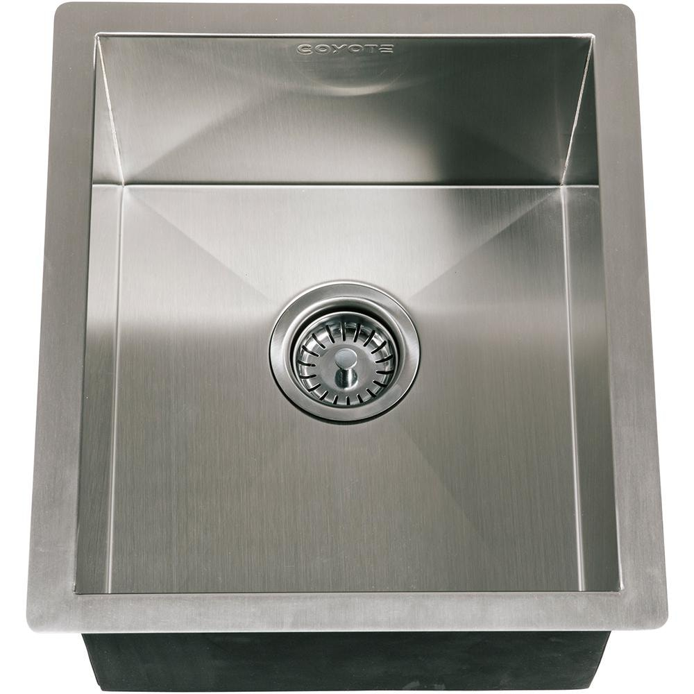Outdoor Sinks & Faucets for Outdoor Kitchens : BBQ Guys