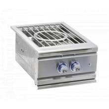 RCS Pro Series Built-In Power Burner W/ Stainless Steel Lid - Propane - RSB3LP