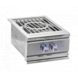 RCS Pro Series Built-In Power Burner W/ Stainless Steel Lid - Natural Gas - RSB3NG image