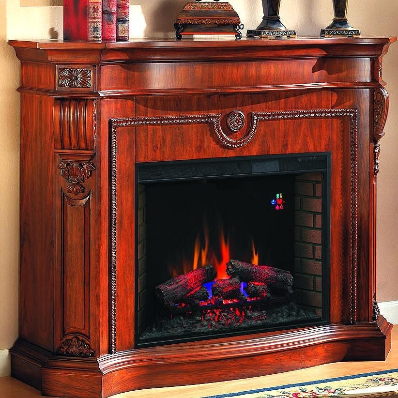 Quality heating is the key element to comfort during chilly weather. This Florence electric fireplace requires no venting or gas lines to distribute 4
