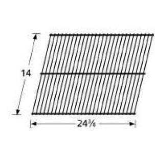 Chrome Steel Wire Rectangle Cooking Grid 40901
